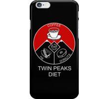 Twin Peaks Diet iPhone Case/Skin