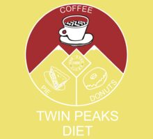 Twin Peaks Diet Kids Clothes