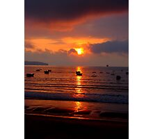 Good Morning Vietnam Photographic Print