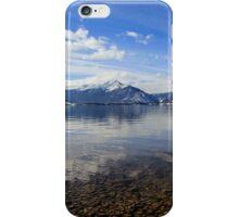 Lake Dillon, Colorado iPhone Case/Skin