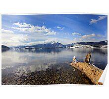 Lake Dillon, Colorado Poster