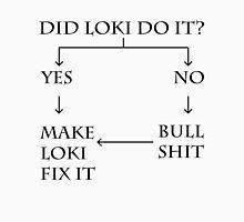 Did Loki Do it?  Unisex T-Shirt