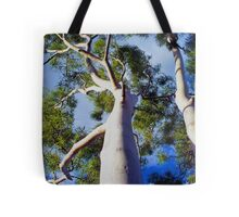 Ghostly Limbs Tote Bag