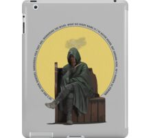 Strider iPad Case/Skin