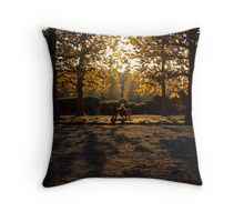 Realm Of Fairy Throw Pillow