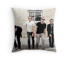 Echo Thieves Throw Pillow