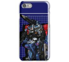 Powermaster Optimus Prime  iPhone Case/Skin