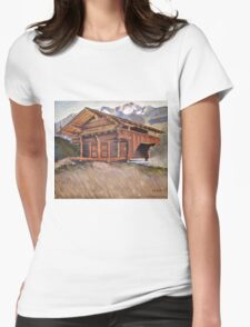 Swiss Storehouse Womens Fitted T-Shirt