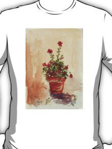 Indoor Geranium T-Shirt