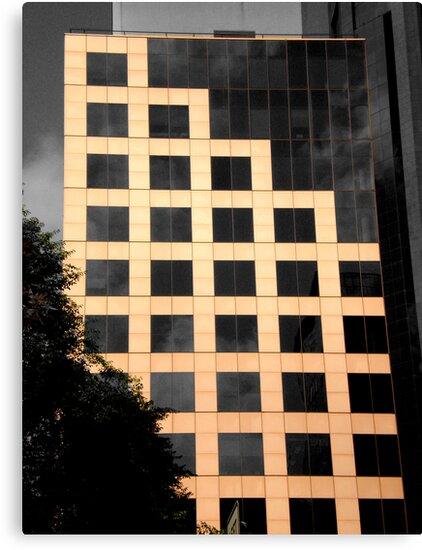 Tetris by Vee T