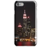 Empire State Building Wearing Pink iPhone Case/Skin