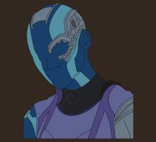 Nebula - Guardians Of The Galaxy T-Shirt