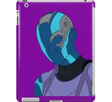 Nebula - Guardians Of The Galaxy iPad Case/Skin