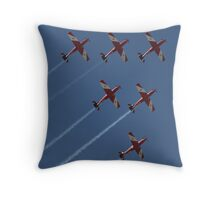 RAAF Display Throw Pillow