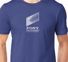 SONY/FONY Pictures Parody (WHITE) Unisex T-Shirt