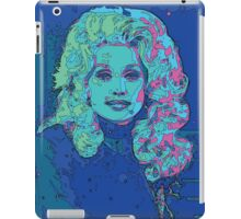 Dolly parton iPad Case/Skin
