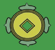 Kyoshi Medal of Freedom Badge  by whackanalien25