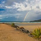 Rainbow Over Noosa by bidkev1