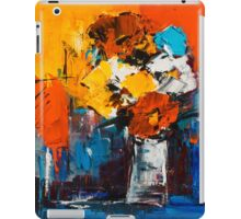 Dancing colors iPad Case/Skin