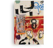 Graffiti_2 Canvas Print