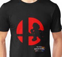 Super Smash Bros - Mario Unisex T-Shirt
