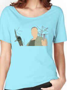 Merle Dixon Women's Relaxed Fit T-Shirt