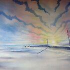 Winter Dawn by Glenn Marshall