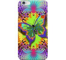 Butterfly Summer iPhone Case/Skin