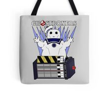 Ghostboxers Tote Bag