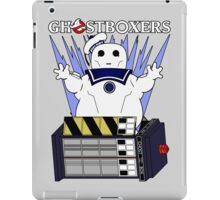 Ghostboxers iPad Case/Skin