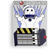 Ghostboxers Metal Print