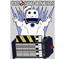 Ghostboxers Photographic Print