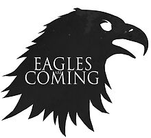 the Eagles are Coming ! by seingalad