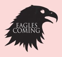 the Eagles are Coming ! One Piece - Short Sleeve