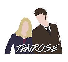 Tenrose Print Photographic Print
