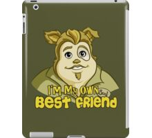 I'm My Own Best Friend iPad Case/Skin
