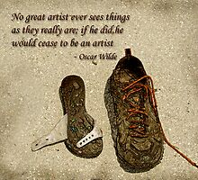 Quote by Oscar Wilde by Deb Reynolds