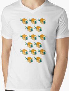 Marvelous Breadfish Mens V-Neck T-Shirt