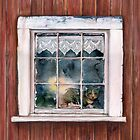Holy Night -postcard & greeting card by Anna Ewa Miarczynska
