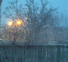 Winters Deep Blue 2 by Be2ru