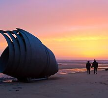 Mary's Shell......Cleveleys by bidkev1