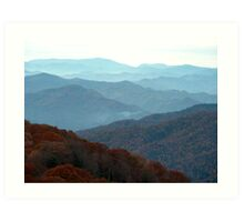Great Smoky Mountains National Park, Tennessee Art Print