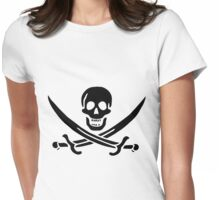 Yo Ho Ho! Womens Fitted T-Shirt