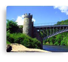 Craigellachie Bridge III Canvas Print