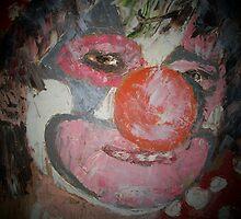 Scary Clown l by Jeff Schauss