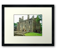 Huntly Castle II Framed Print
