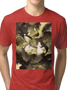 A Heart of a Dragon Tri-blend T-Shirt