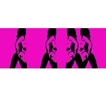 Series 1 - Edition 1 - Pink Stripper Photographic Print