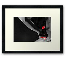 Decisions Decisions Framed Print