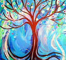 Tree of Praise by jonkania